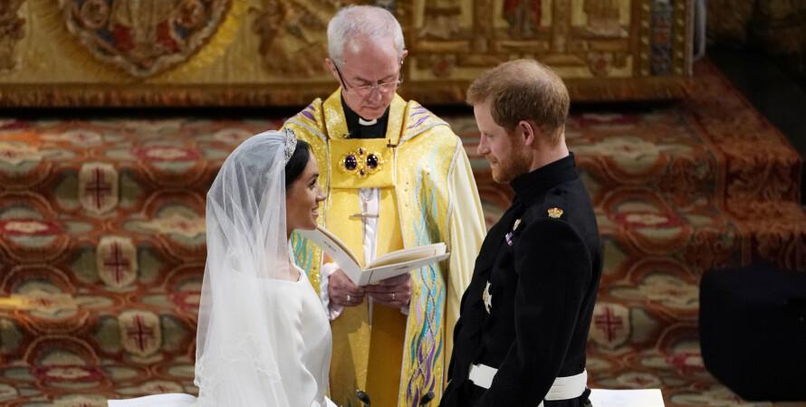 весілля, принц Гаррі, Меган Маркл, весілля