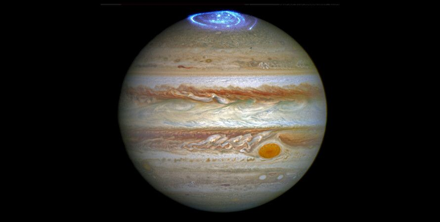 Юпитер / Фото: NASA
