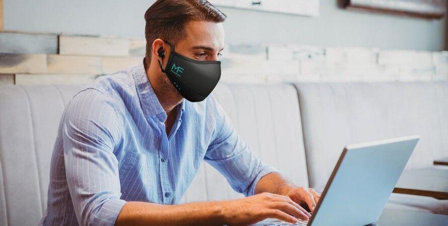 MaskFone, CES 2021, маска
