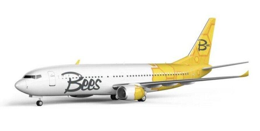 Авіакомпанія, лоукост, польоти, Єгипет, чартери, Bees Airline