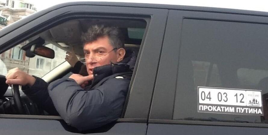 Борис Немцов, российский оппозиционер, автомобиль, Жигули, ВАЗ-2103, продажа,