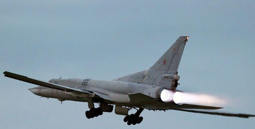 Россия, бомбардировщик, самолет, Ту-22М3, летчики, катапульта