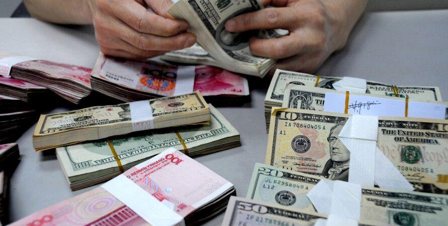 Продажа валюты / Фото: Лига