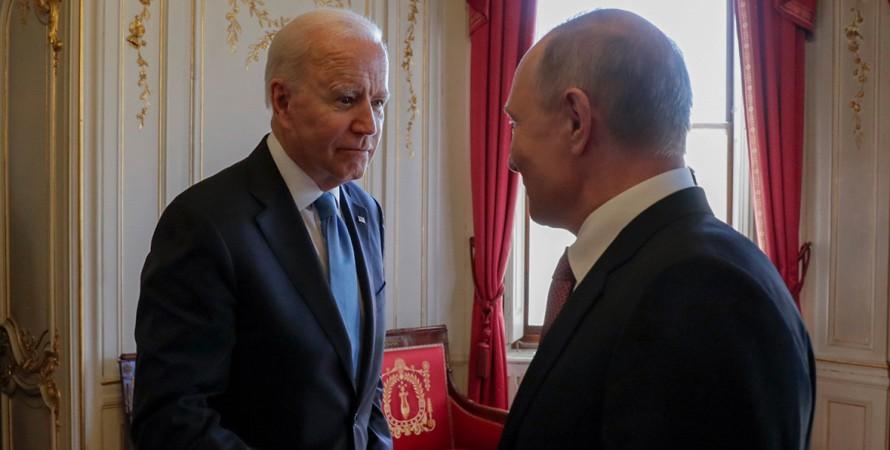 Джо Байден, Владимир Путин, саммит Байдена и Путина