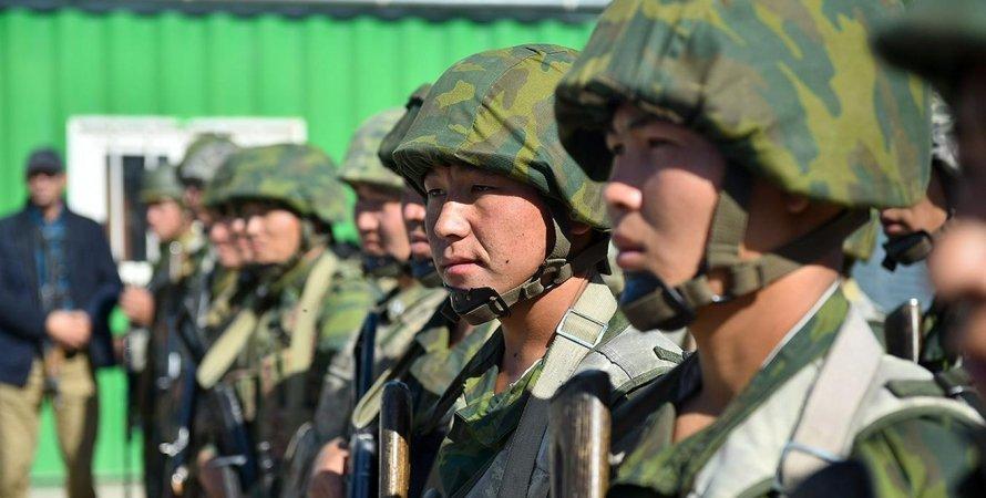Киргизские пограничники, Киргизия, Таджикистан, обострение, перестрелки, пограничники, граница, жертвы, головной