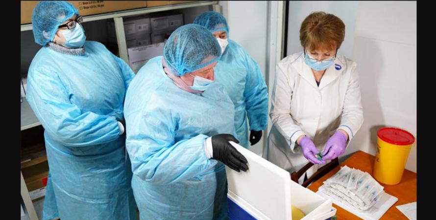 виктор ляшко, вакцинация, противопоказания, CoviShield, фото