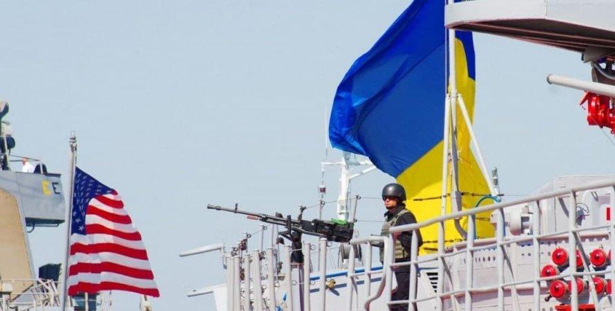 Sea Breeze-2021, військові навчання Sea Breeze-2021, військові навчання в Чорному морі