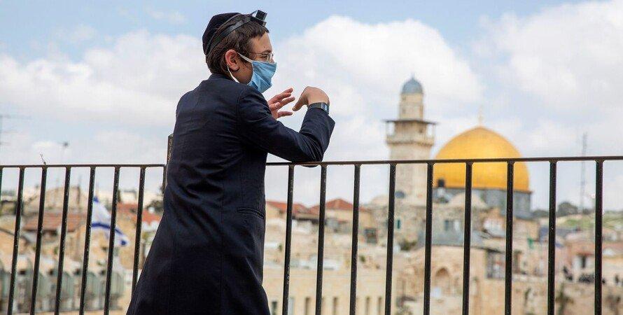 Израиль, коронавирус, карантин, масочный режим,