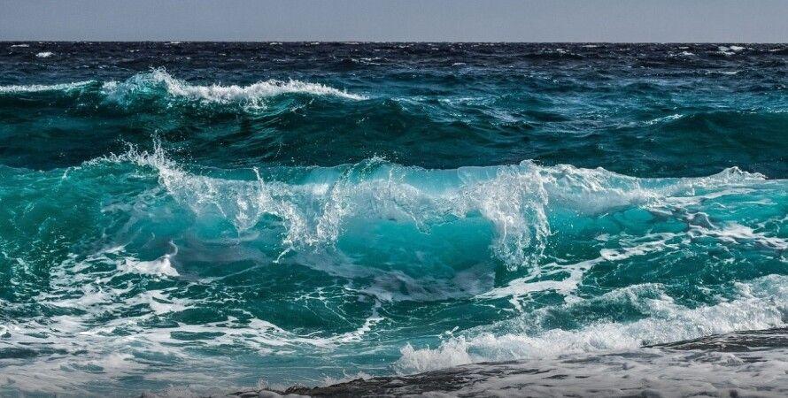 океан, Земля, мантія, планета