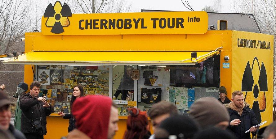 Чернобыль, Припять, туризм в зоне отсуждения, город-призрак