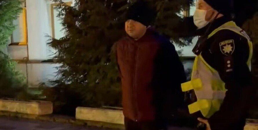 Полиция, Ужгород, мэрия