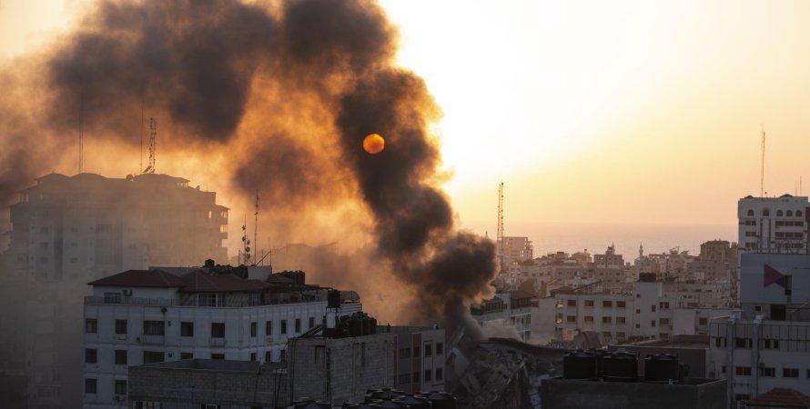 війна в Ізраїлі, припинення вогню в секторі газу