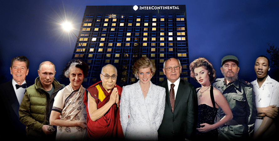 InterContinental, готель в Швейцарії