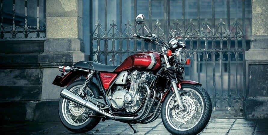 Honda інтегрує дрон в конструкцію мотоцикла