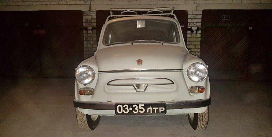 ЗАЗ-965 продають у Латвії