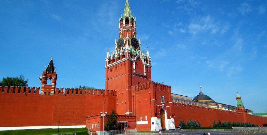 Кремль, Москва, санкции против России, отключение РФ от SWIFT, санкции ЕС против Кремля