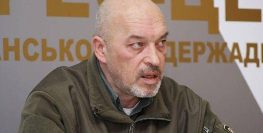 Георгий Тука / Фото: Пресс-служба Луганской ОВГА