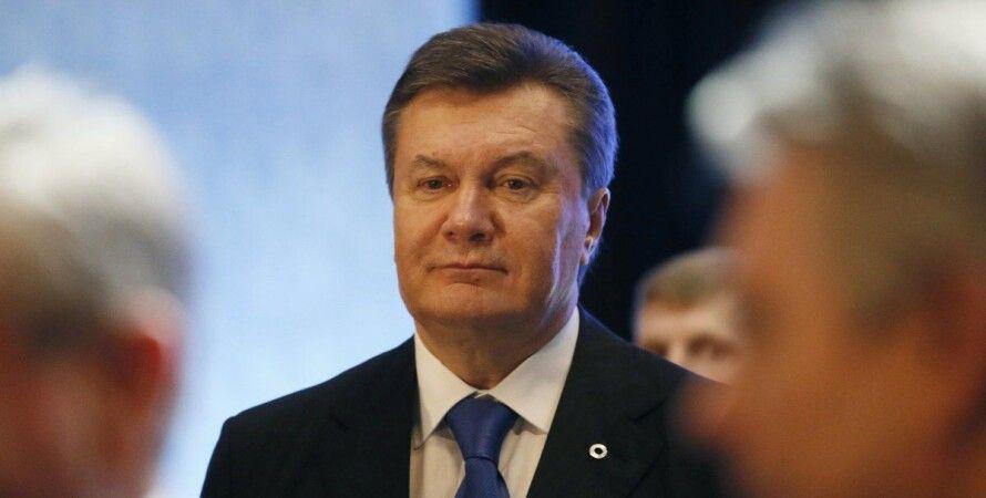Азаров і Янукович, санкції проти януковича і ко