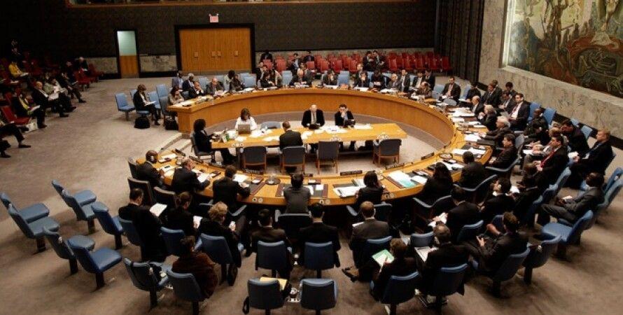Заседание Совбеза ООН / Фото: AP