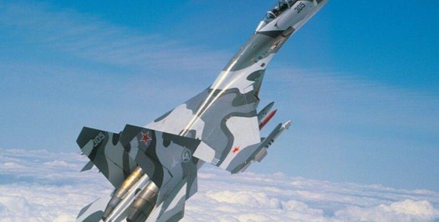 Истребитель Су-27 / Фото из открытых источников
