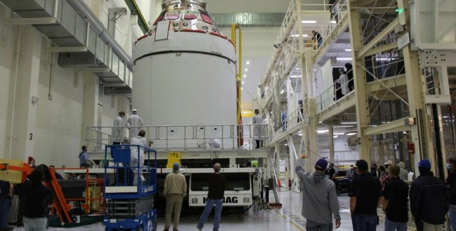 космический корабль, Lockheed Martin