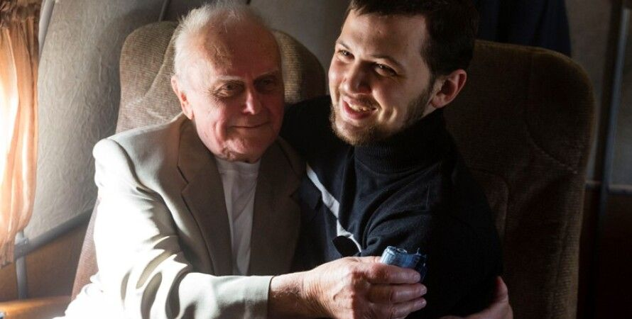 Юрий Солошенко и Геннадий Афанасьев / Фото: Пресс-служба президента