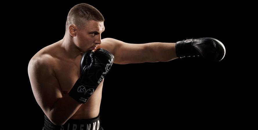 Владислав Сіренко, Олександр Устинов, бокс