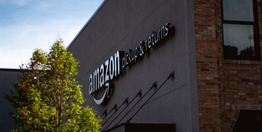 логотип, Amazon