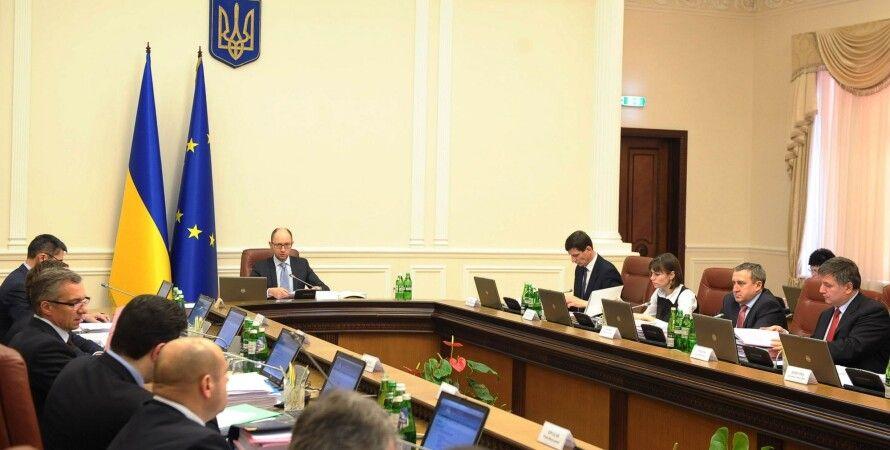 Заседание Кабмина / Фото: пресс-служба КМУ