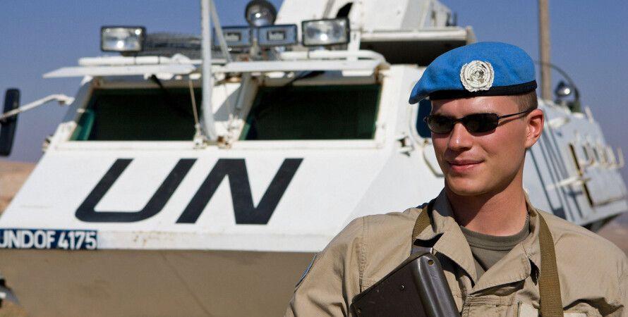 Миротворческий контингент ООН / Фото: Reuters