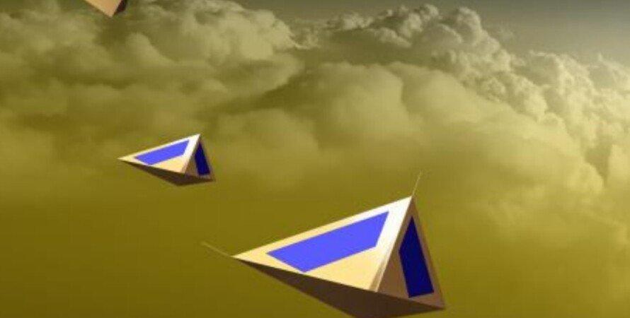 Венера, зонд, космічний апарат, атмосфера