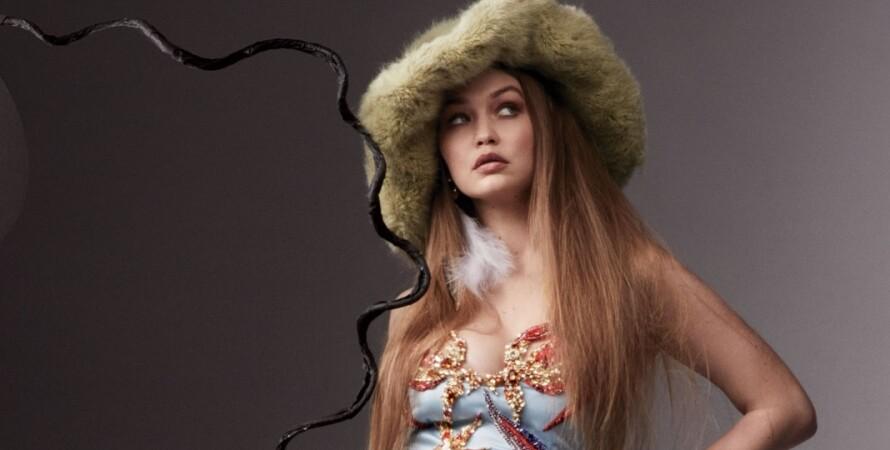 Vogue, Джиджи Хадид
