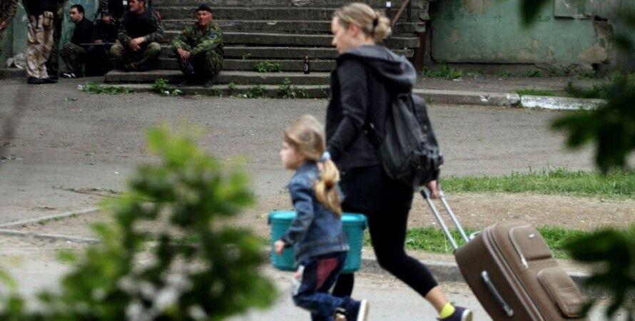Луганск / Фото: AFP