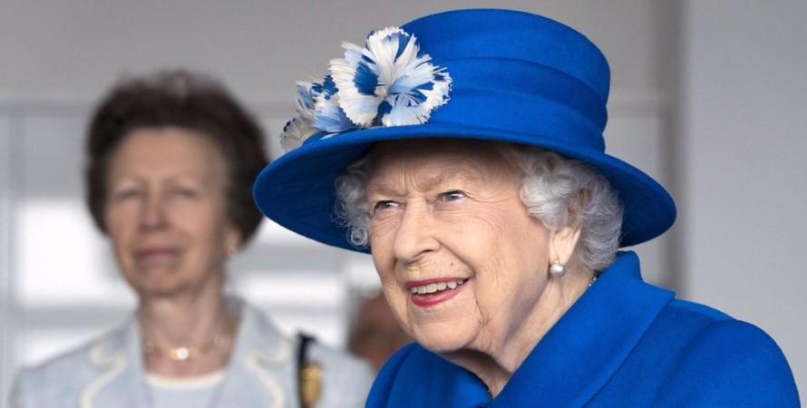 Королева Елизавета, королева великобритании