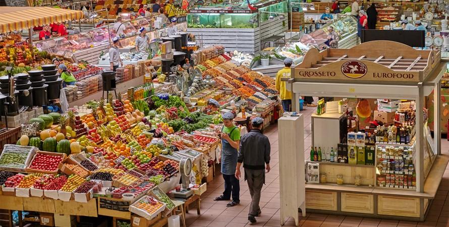 теневая экономика, обзор, продуктовый рынок, фото