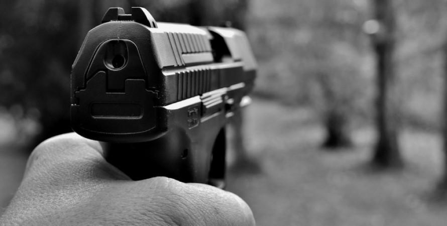 стрельба, киев, перестрелка, ранение, подстрелили, столица, соломенка, соломенский район, уманская улица