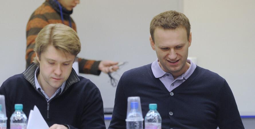навальный, алексей навальный, фсб, россия, Mi6, великобритания, разведка