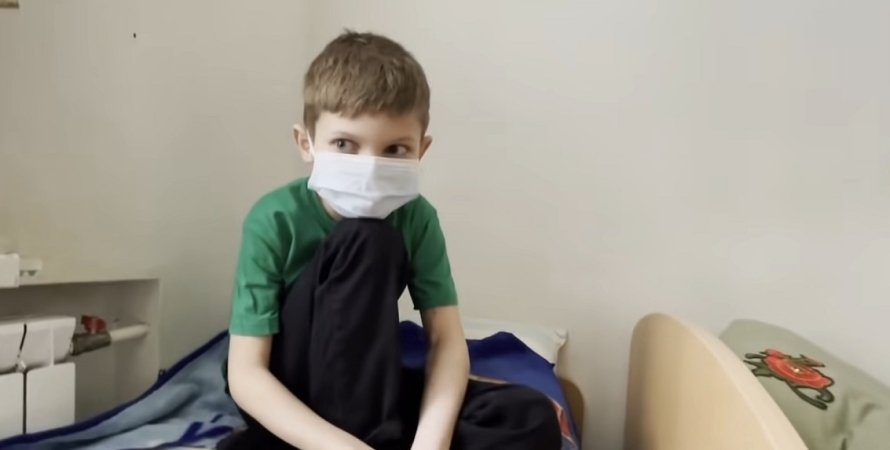 Богдан, дитина, пересадка нирки