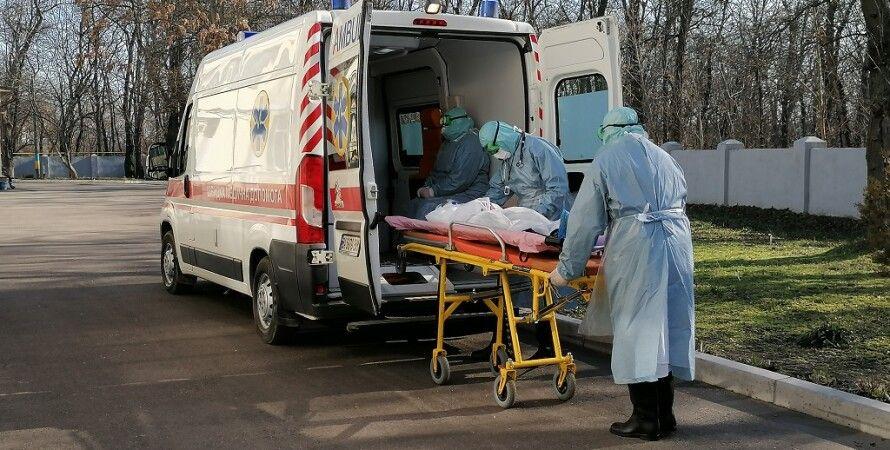 коронавирус в украине, статистика коронавируса в украине, больничные койки коронавирус, коронавирус в украине 14 июня