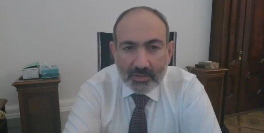 Никол Пашинян, Ереван, Генштаб, Армения