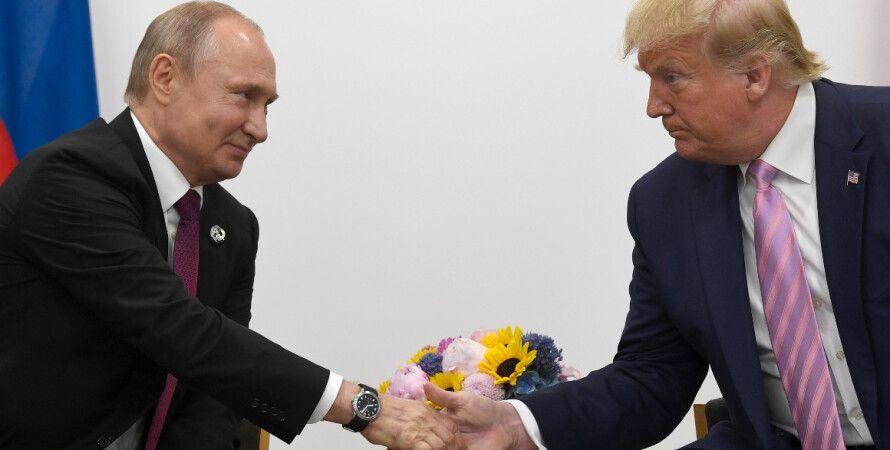 Джо Байден, Володимир Путін, Телефонні розмови, Секретна інформація, Дональд Трамп