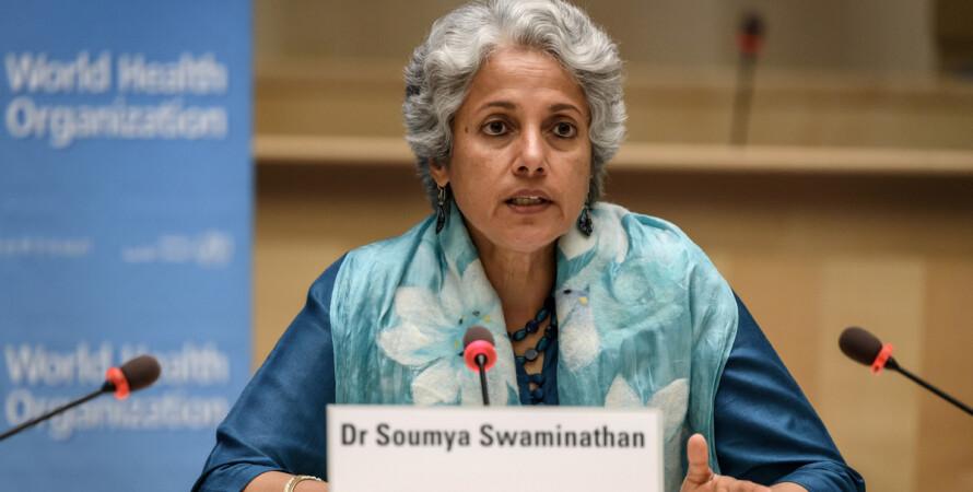 Сумья Сваминатан