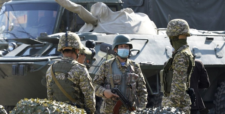 Военные, Таджикистан