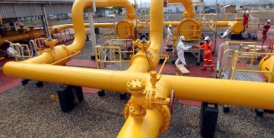 Газопровод на территории Словакии / Фото: ЕРА