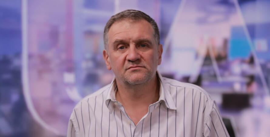 Алексей Гарань, политолог, Деминициативы, фонд илька кучерива