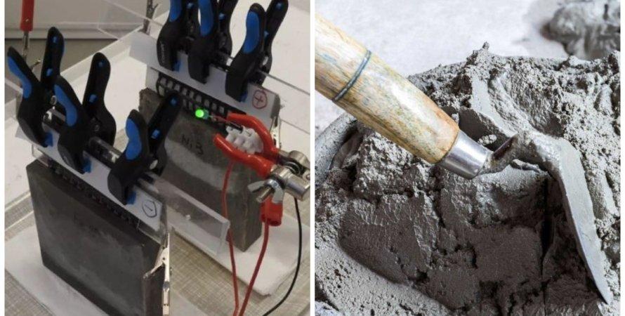 батарея, новый тип батареи, бетонная батарея, экологическая батарея, создание бетонной батареи в Швеции