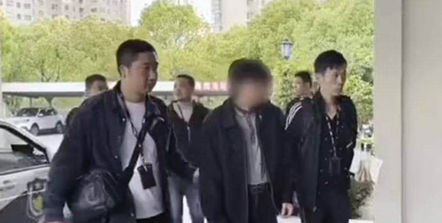 поліція, Китай, дитина, торгівля дітьми