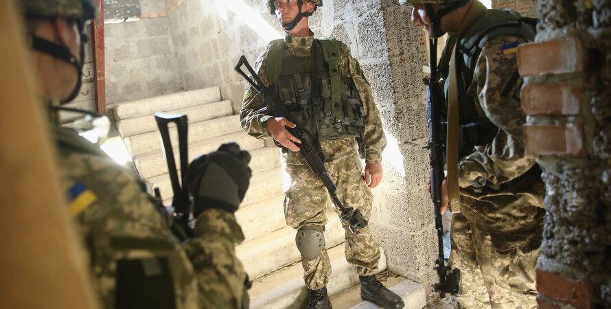 Военнослужащие ВСУ на учениях Rapid Trident / Фото: Getty Images