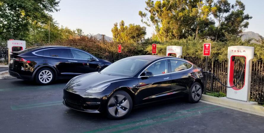 Tesla Model 3, продажи Model 3 в мире