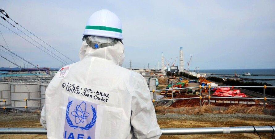 """Возле АЭС """"Фукусима"""" / Фото: Twitter.com/TEPCO_English"""